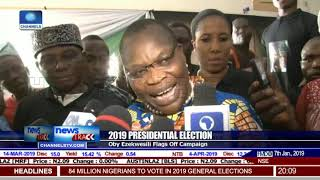 2019 Election: Oby Ezekwesili Flags Off Campaign
