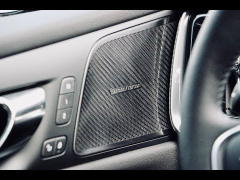2019 Volvo V60 Cross Country Harman Kardon Sound System Review