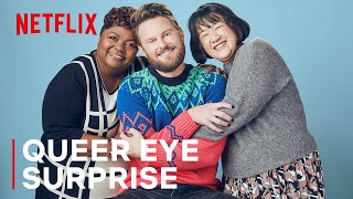 Queer Eye Heroes Mama Tammye and Yoko-San Meet For The First Time! | Netflix