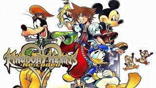 Kingdom Hearts Re:Coded HD - All Cutscenes / Full Movie (PS4 PRO)