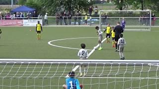 Juventus Turin 'U9 & Cristiano Ronaldo JR vs Borussia Dortmund 'U9