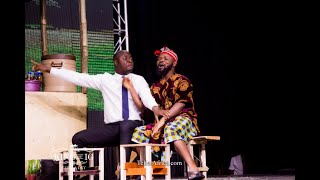 NEDU,BRODA SHAGGI,MC LIVELY,JOSH2FUNNY (PART 2) STAGE PLAY WITH OTHERS...