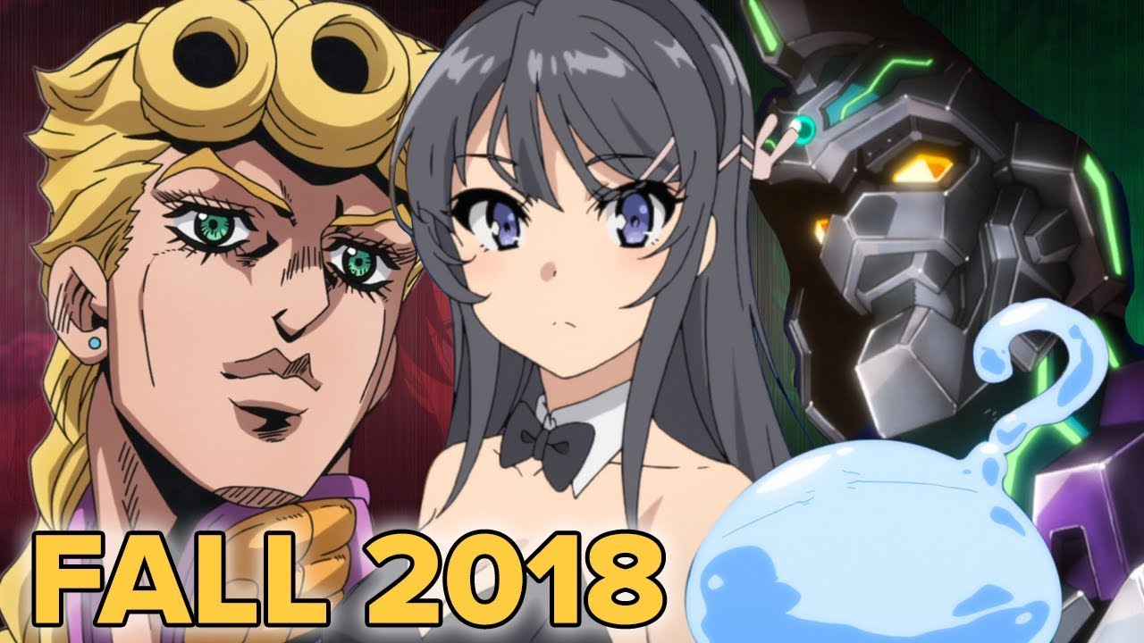 Fall 2018 Anime First Impressions