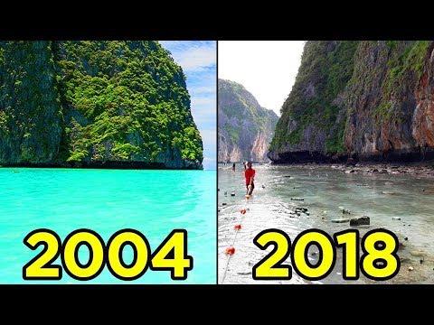Bellissimi Luoghi Turistici Che I Turisti Hanno Distrutto