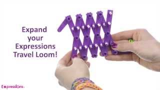 Expressions by Almar DIY - Using the Travel Loom Thumbnail