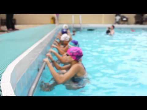 SFCC swimming gala promotion video 2012-13