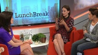 Actress Olivia Wilde on the Thriller 'Meadowland'