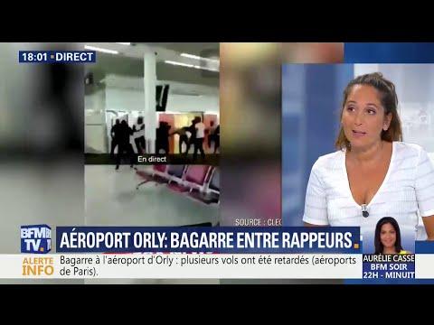 Bagarre entre Booba et Kaaris: ce qu'il s'est passé à l'aéroport d'Orly