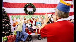American Legion grants Christmas wishes in Kansas