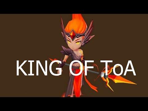 Summoners War Monster Guide - Baretta the King of ToA