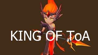summoners war monster guide baretta the king of toa