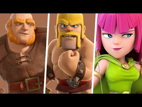 GIBARCH - Best Farming Army For TH7,TH8,TH9,TH10,TH11,TH12 | Clash of Clans - COC