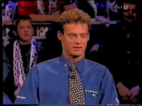 Neuer Meister Austria Salzburg 1993/94 Sportarena Sendung
