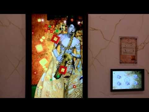 ภาพวาดเล่นดนตรีได้ ที่ AMAZING ART PATTATA