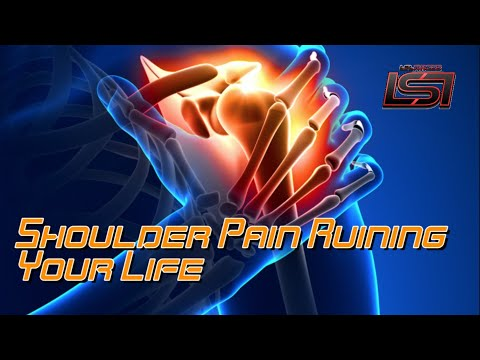 Shoulder Pain Ruining Your Life