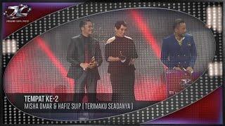 #AJL31| Misha Omar & Hafiz Suip | Terimaku Seadanya | Naib Juara