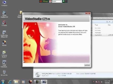 corel videostudio ultimate x5 crack