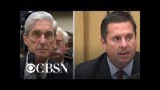 "Rep. Devin Nunes on the ""Russian collusion conspiracy theory"""
