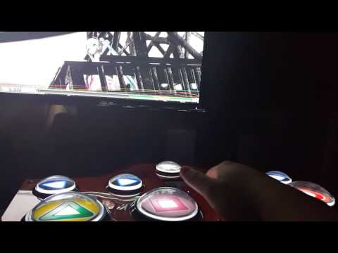 Project diva Future Tone DIY arcade controller