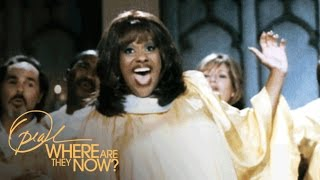 Jennifer Holliday: My Label Pressured Me to Lose Weight | Where Are They Now | Oprah Winfrey Network