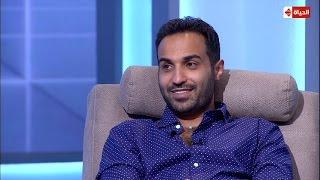 شاهد- أحمد فهمي: أتمنى من الله ثقة الخليل كوميدي في نفسه وعقل أحمد حلمي