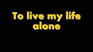 Helloween - I Want Out(lyrics)