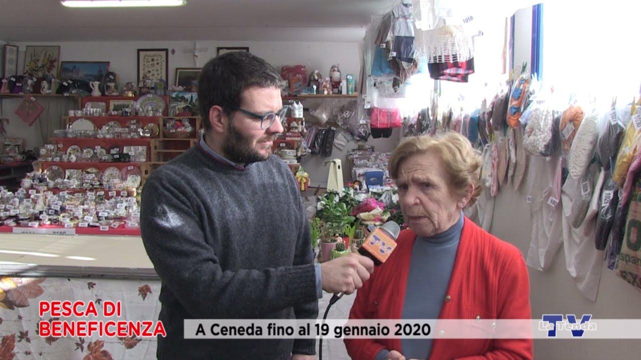Pesca di beneficenza a Ceneda
