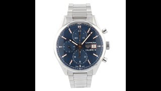 Pre Owned Watch Tag Heuer Carr…