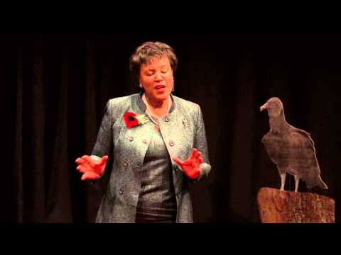 Child of the Caribbean | Baroness Scotland | TEDxPortofSpain