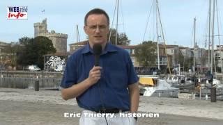Eric Thierry, historien, raconte Samuel de Champlain