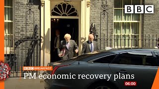 Boris Johnson 'will not return to austerity of 10 years ago' - Top stories this morning - BBC