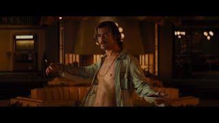 Chris Hemsworth dancing in Bad Times At The El Royale