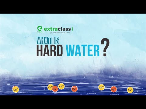 What Is Hard Water? | Chemistry | Extraclass.com