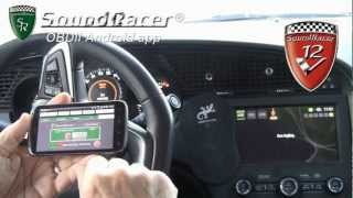 SoundRacer engine sounds OBDII Android app