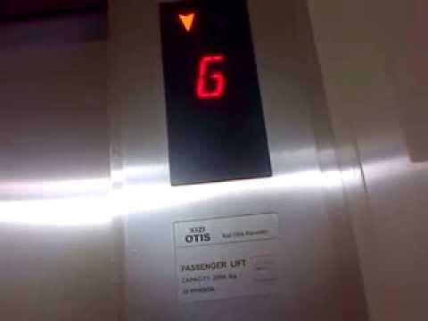 Jakarta - Citywalk Sudirman: Xi-Zi Otis Traction Freight Elevator