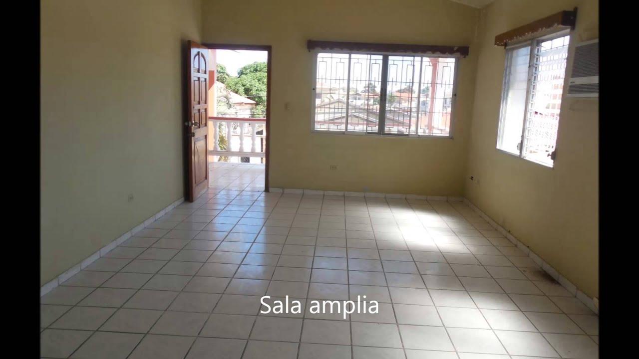 se alquila casa dos plantas ResToronjal 2 La Ceiba