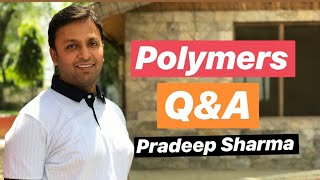 Polymer, Questions &  Answer , Happy Examination