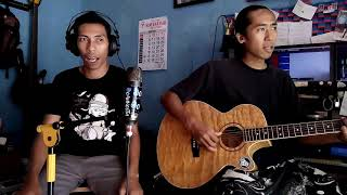 Timur Tragedi POWER METAL acoustic cover by Ardi feat Pito