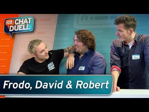 Chat Duell #5 | Frodo, David Hain & Robert Hofmann vs.Team Bohnen