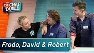 Chat Duell #50 | Frodo, David Hain & Robert Hofmann vs.Team Bohnen