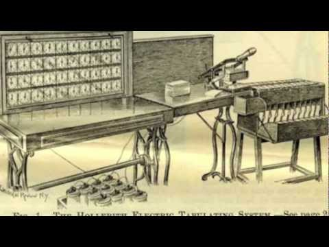 Herman Hollerith in One Minute