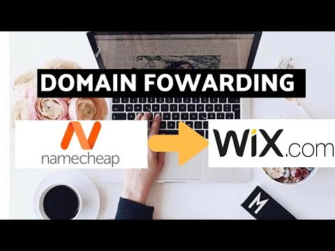 How to Forward Domain Namecheap with Wix Website | How to Connect a Domain to Your Wix Website