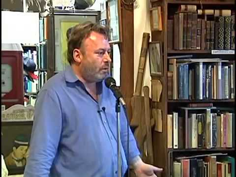 Christopher Hitchens - Whisky, Cigs, and Jefferson