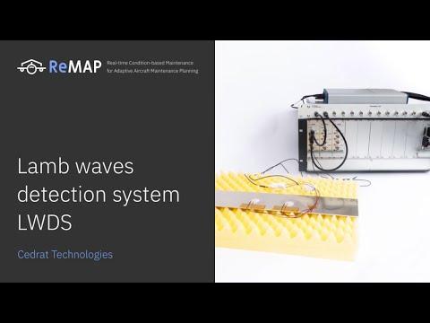 Lamb waves detection