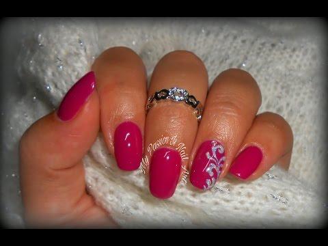 REFILL COMPLETO IN GEL - tutto il procedimento + nail art effetto unicorno!