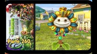 ¡MI MEJOR PARTIDA CON FARAON! - Parte 260 Plants vs Zombies Garden Warfare - Español