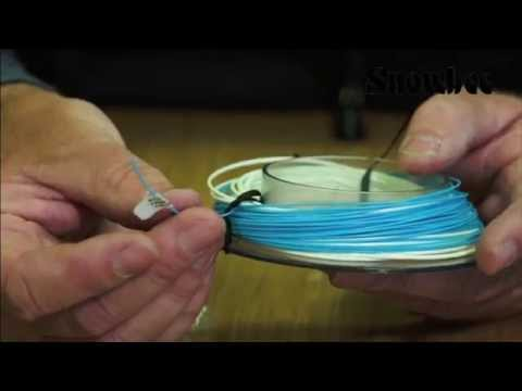 How To Set Up Your Fly Line