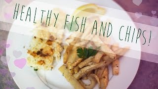 Healthy Fish & Chips | Life Lemanda