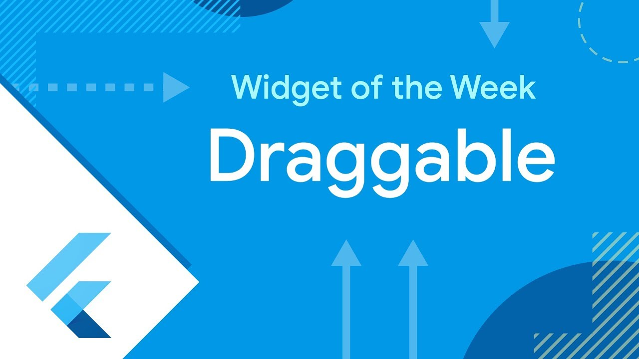 Draggable class - widgets library - Dart API