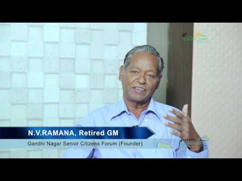 Transit Point Testimonial--K.V. Raman